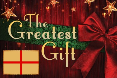 the greatest gift orlando espinosa