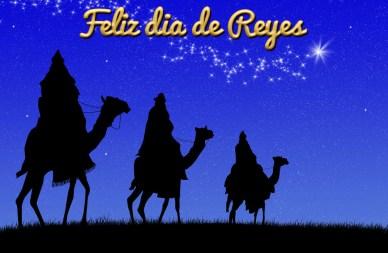 Feliz Dia de Reyes magos orlando espinosa