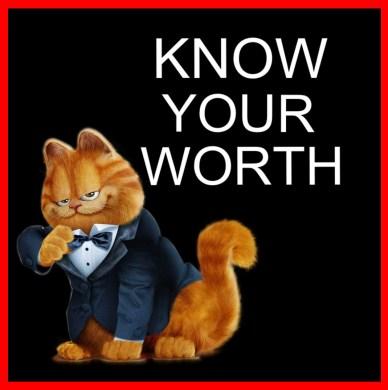 know your worth Orlando Espinosa