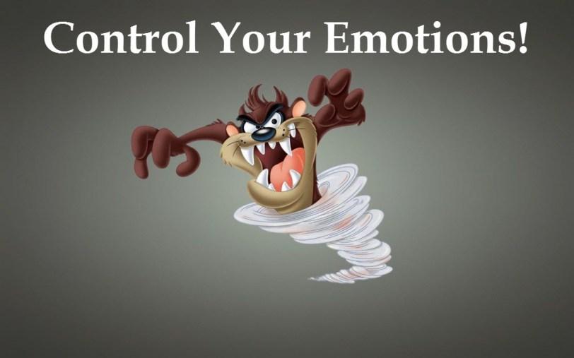 control your emotions orlando espinosa