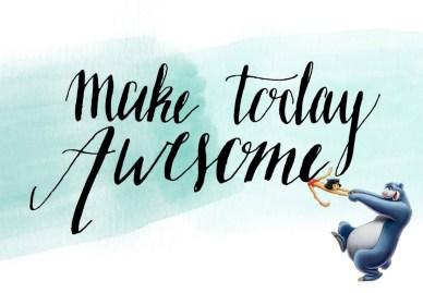 make today awesome orlando espinosa