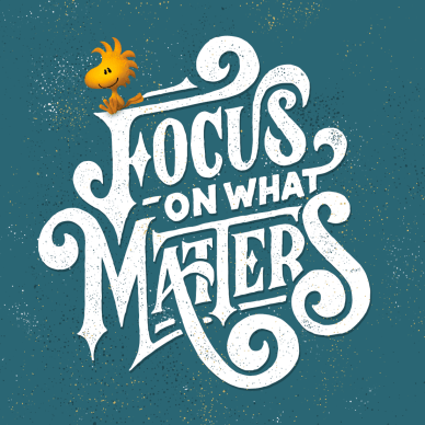 focus on what matters orlando espinosa