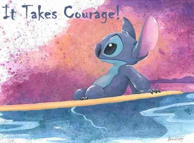 it takes courage orlando espinosa