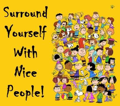 nice people orlando espinosa peanuts characters