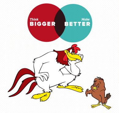 Bigger and Better orlando espinosa