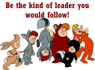 invite others follow the leader orlando espinosa