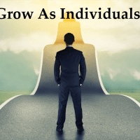 Grow As Individuals