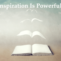 Inspiration Is Powerful