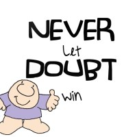 Never Allow Doubt