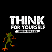 Time to Think for Yourself
