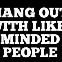 Find Like Minded People
