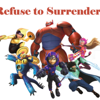 Refuse to Surrender