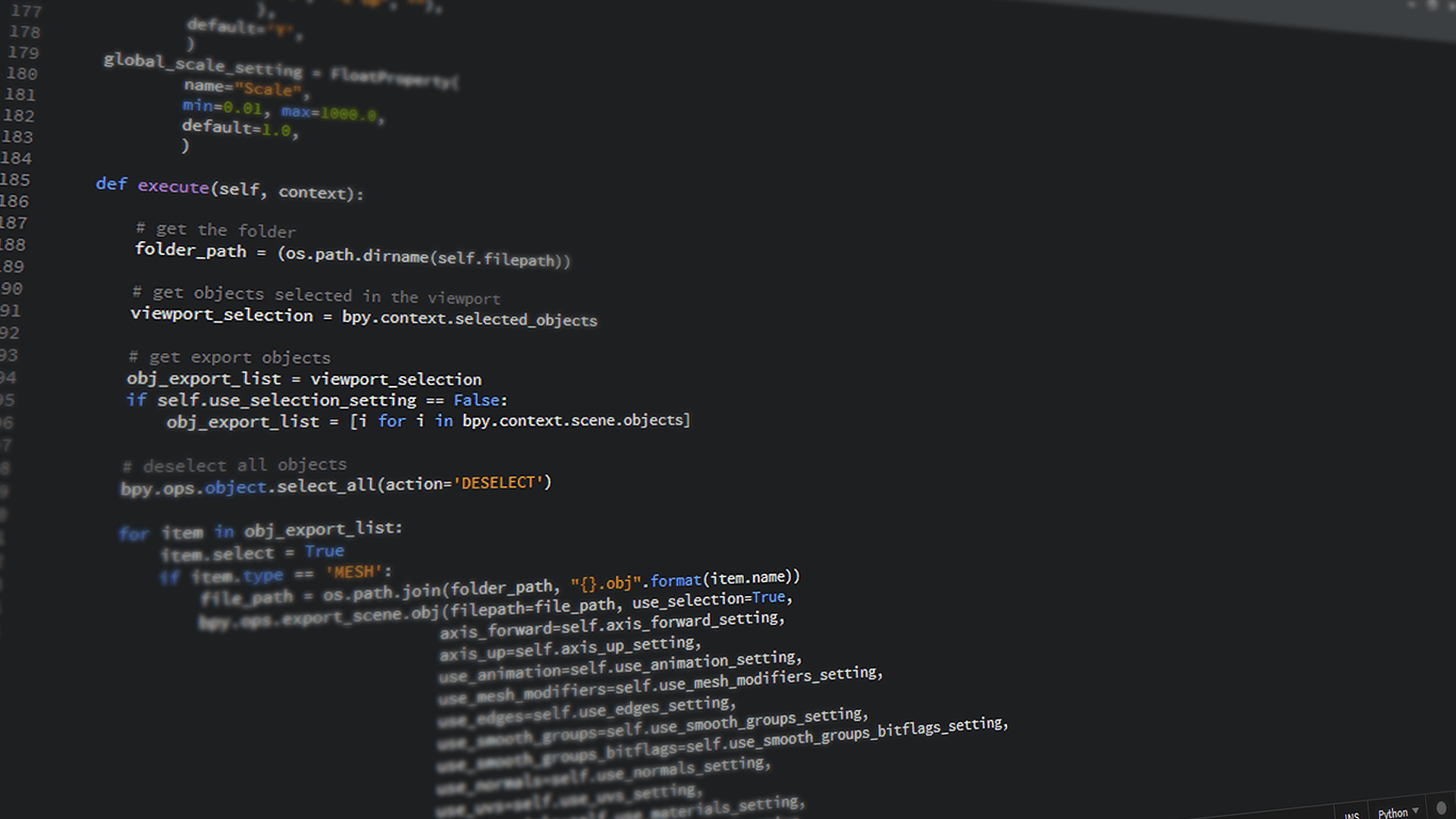 Learning Python as a Front End Developer