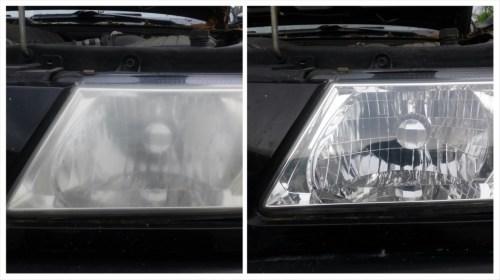small resolution of 2004 isuzu rodeo headlight restoration