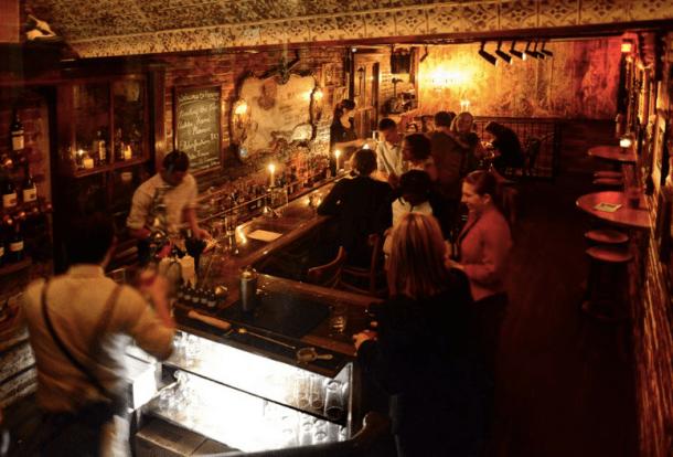 Hanson's Shoe Repair - Rooftop Orlando Bar