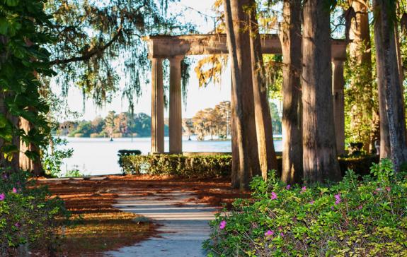 Kraft Azalea Park - Beautiful Winter Park, FL Park - Winter Park Activities