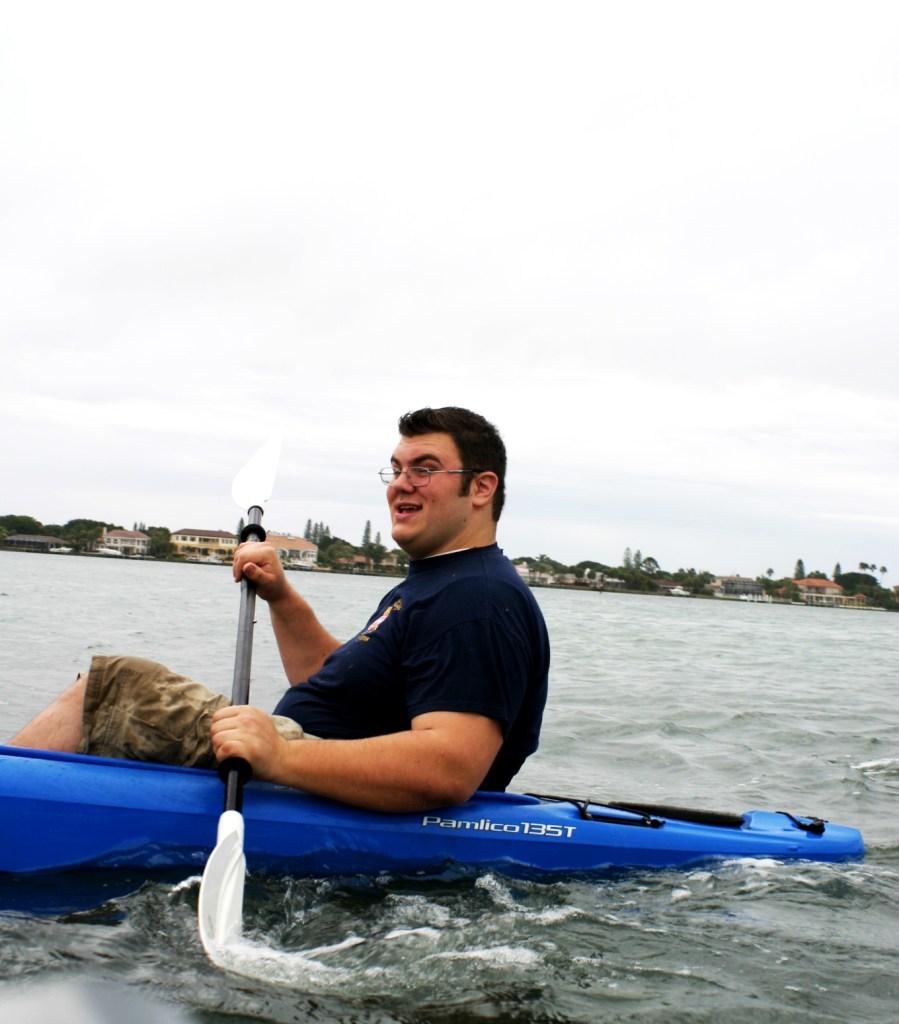 kayaking in sarasota florida
