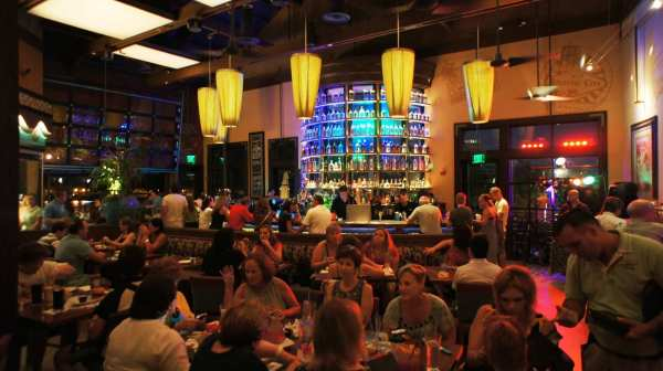 Paradiso 37 Downtown Disney Funky Good Food In
