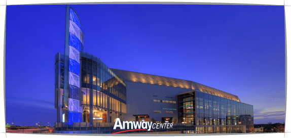 Amway Center named 2012 Sports Facility of the Year