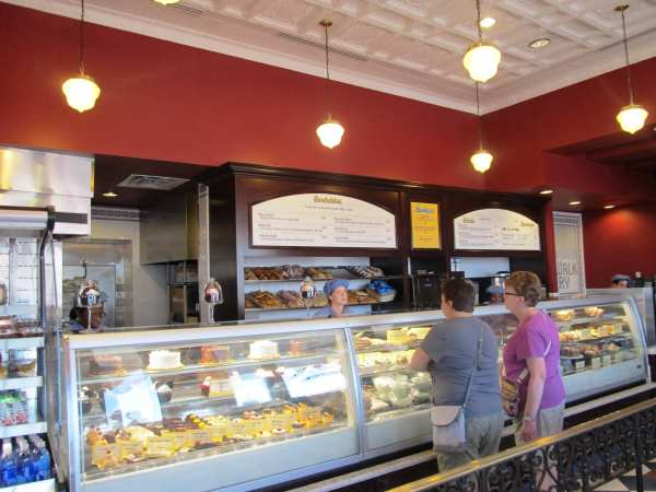 Updated Boardwalk Bakery Offers Disney Guests Wider