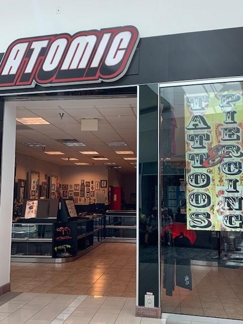 Atomic Tattoo Florida Mall : atomic, tattoo, florida, Reasons, Visit, Florida