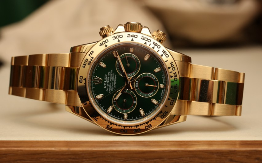 rolex-daytona-116508-yellow-gold-green-watch-12