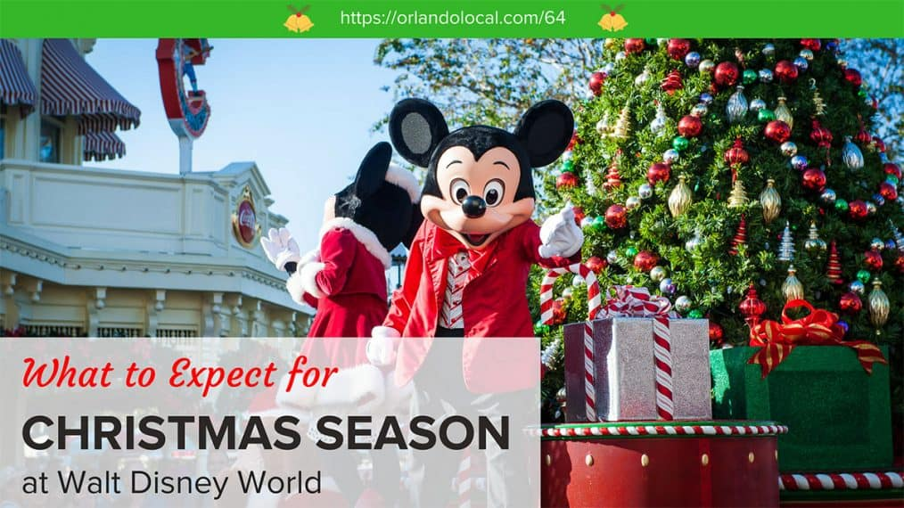 When Do Christmas Decorations Come Down At Disney World