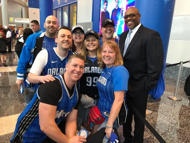 Read more about the article ORLANDO MAGIC HALL OF FAMER NICK ANDERSON