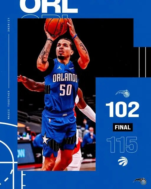 ANOTHER LOSS TO TORONTO