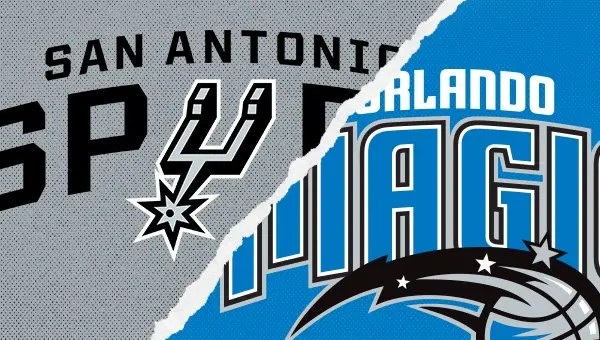 Read more about the article GAME DAY 38 – THE MAGIC HEAD TO SAN ANTONIO
