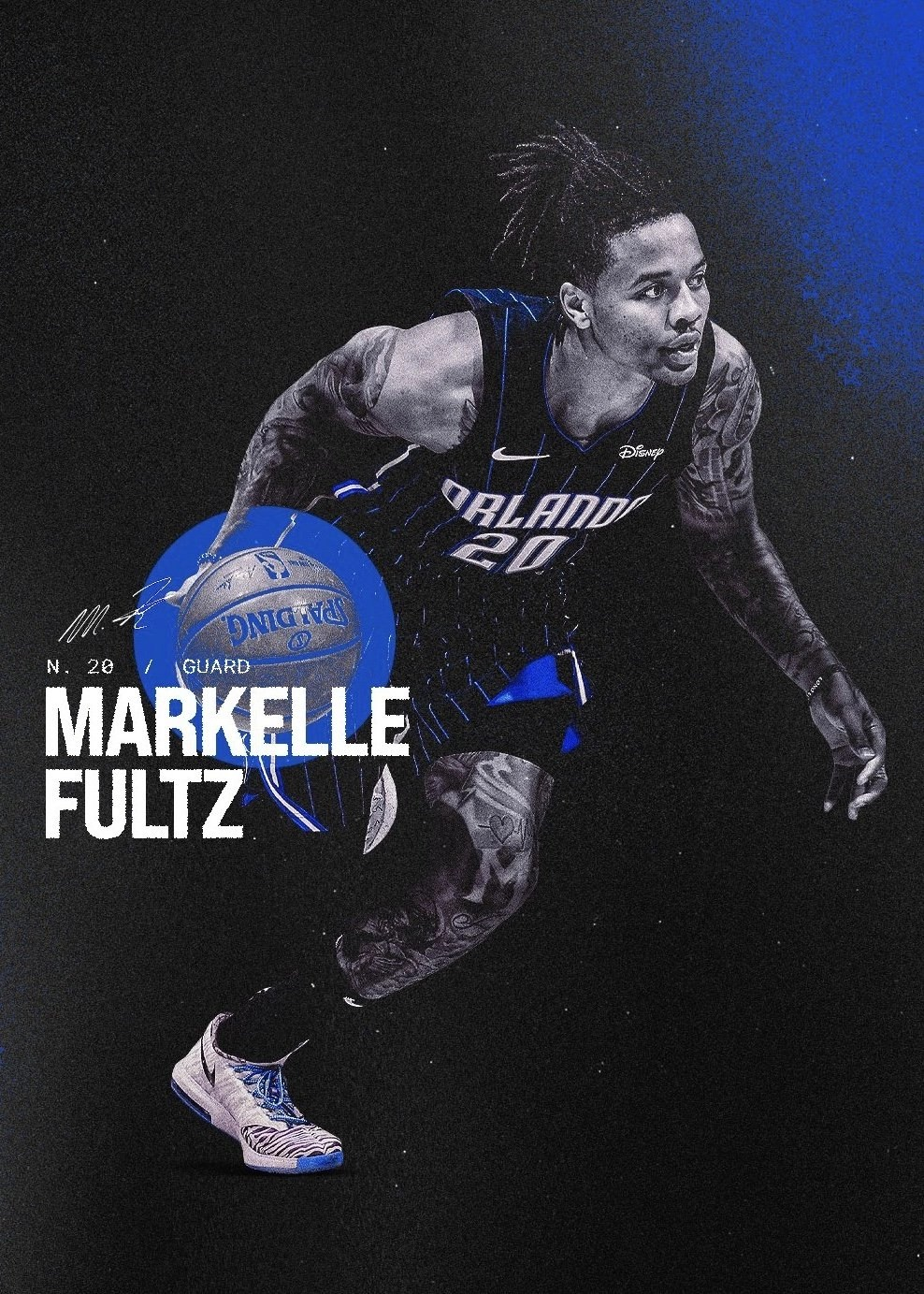 Read more about the article The Orlando Magic 2021-22 Squad