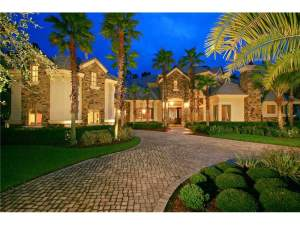 Lake Nona Estates Waterfront home for sale