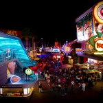 Free parking at Universal CityWalk after 6 p.m.