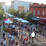 Monthly food, wine & art festivals in Orlando