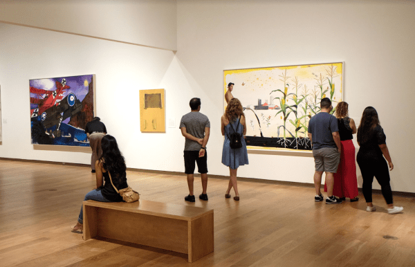Free entry to Orlando museums: image of gallery at Orlando Museum of Art