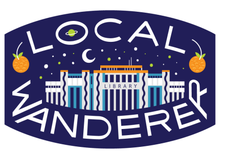 Free attractions passes at Orange County library: image of Local Wanderer logo