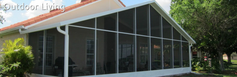 Patio Screen Enclosures By Screen Crafters Of Orlando