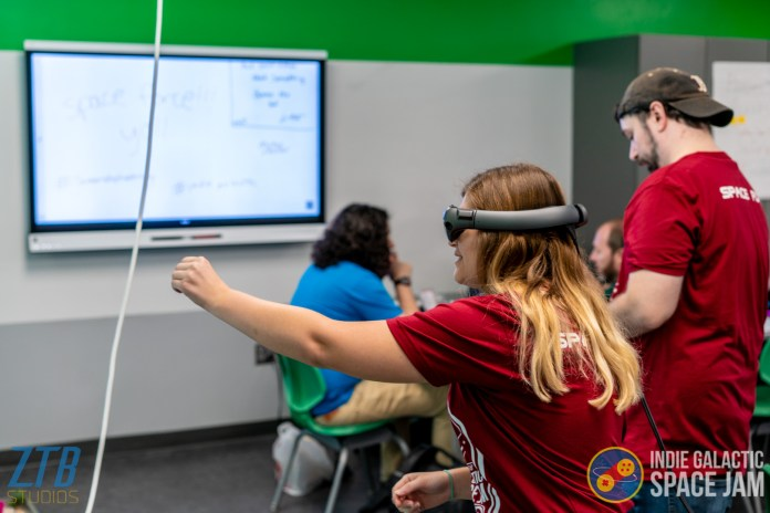 Space-themed hackathon has come a long way since 2014 debut