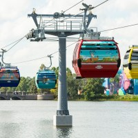 Disney Skyliner to Experience Further Downtime This Week, Interruption Affects EPCOT and Hollywood Studios Route