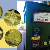 New International Food & Wine Festival Collectible Coins Now Available at Epcot