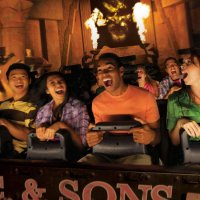 Group Flashes Nazi Salute on Universal Studios Florida's Revenge of the Mummy