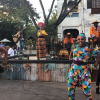 Watch the Final Performance of Burudika Band at Disney's Animal Kingdom