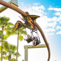 Pteranodon Flyers and Camp Jurassic Closing Tomorrow for Seasonal Maintenance