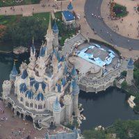 Aerial Photos of Walt Disney World Resort