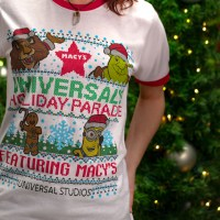 Universal Orlando Reveals New Holiday Merchandise