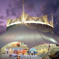 Cirque du Soleil Restrooms Closing for Refurbishment Through February 2020