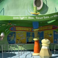 Green Eggs and Ham Cafe Reopens; All-New Menu Debuts at Islands of Adventure