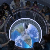 Epcot's Space 220 Restaurant to Have Special Space Elevator