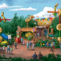 Opening Date Announced for Toy Story Land's Roundup Rodeo BBQ Restaurant