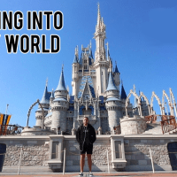 WATCH: YouTuber Sneaks into Magic Kingdom at Walt Disney World